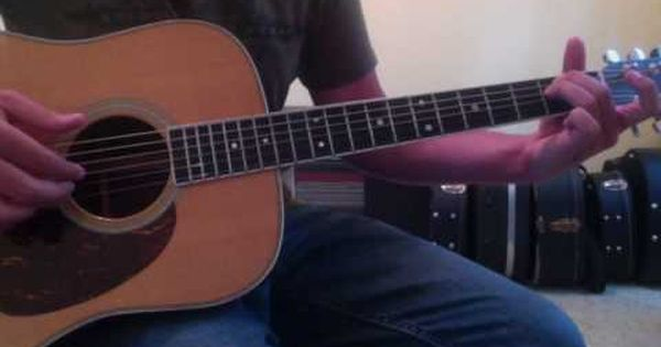 Jason Isbell If We Were Vampires Chords And Tutorial Youtube