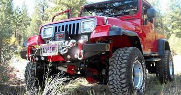 Isn T She A Beauty My 94 Wrangler Yj Jeep Photos Jeep Yj
