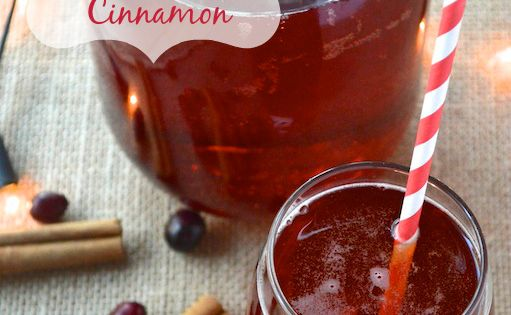 how to make cranberry kombucha