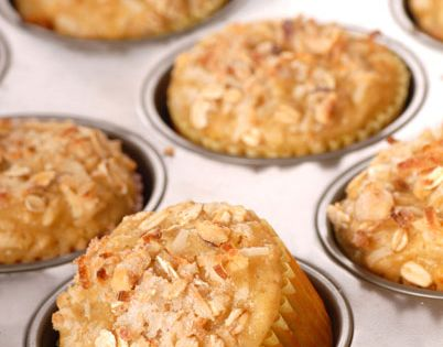 Pineapple coconut, Muffins and Best gluten free desserts on Pinterest