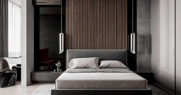 اجمل ديكورات غرف نوم مودرن 2019 2020 بتصاميم راقية Luxurious Bedrooms Bedroom Design Contemporary Bedroom