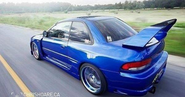 Awesome 2 Door Subaru Voiture Voitures Et Motos Motos
