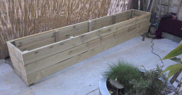 jardini re maison pour bambou jardin pinterest. Black Bedroom Furniture Sets. Home Design Ideas
