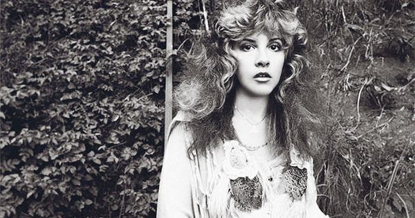 Stevie Nicks In Laurel Canyon 1981 Photo By Neal Preston