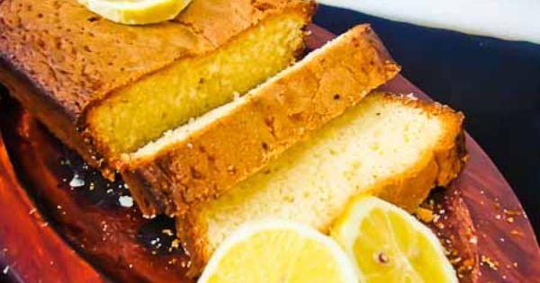 Pound Cake For Summers   The Tea Tray   Pinterest   Lemon Pound Cakes ...