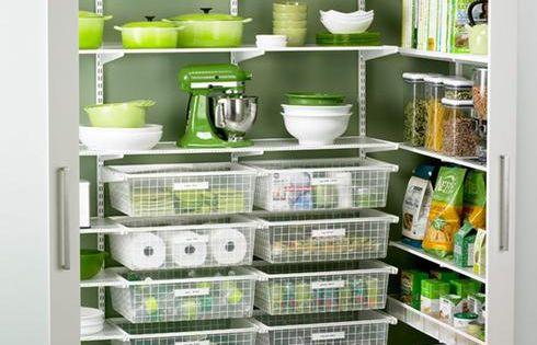 Garde manger de r ve cuisine pinterest garde manger for Rangement cellier cuisine