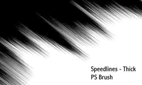 Speedlines Thick Ps Brush By Screentones On Deviantart Screentone Ps Brushes Graphic Novel Layout