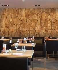 Pin By Corkway On For The Home Cork Wall Panels Cork Wall Tiles Cork Board Wall