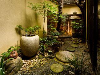 Beautiful Little Garden Japanese Garden Design Japanese Garden Zen Garden Design