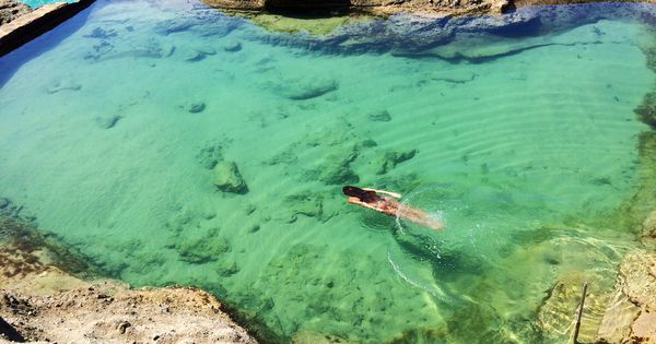 Secret little pools in laguna beach ca mermaidlife for Pool design northern beaches