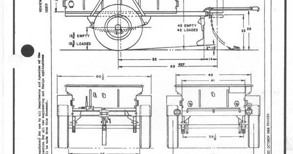 boat trailer suspension diagrams