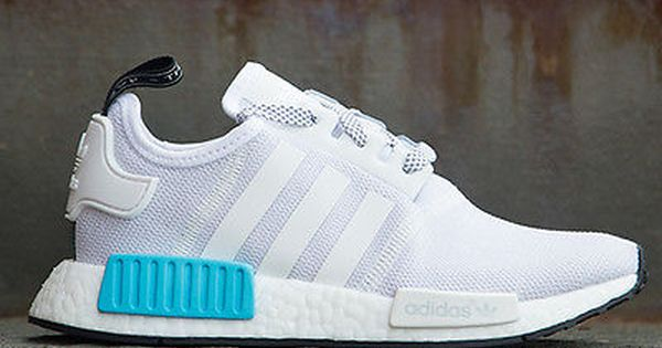 adidas nmd r1 S80207 kids size 4 fits