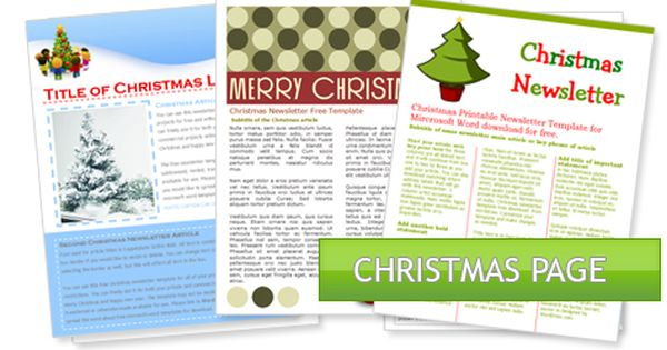 Family Christmas Letter Template Best Of Ms Word Christmas Newsletter Template Candy Ca Christmas Letter Template Christmas Newsletter Holiday Letters Template