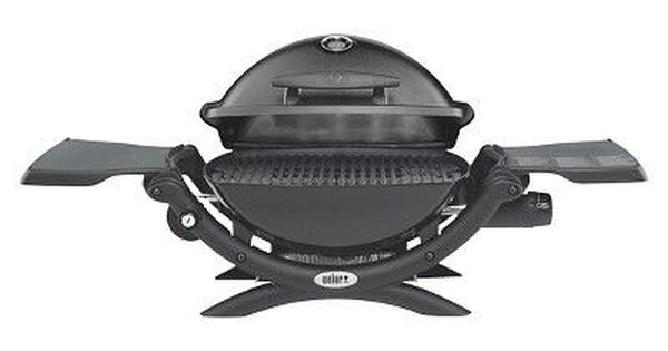 Weber Q 1200 Lp Gas Grill Model 51010001 Black With Images Best Gas Grills Gas Grill Grilling