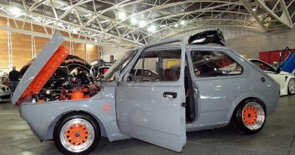 Seat 127 Tuning Cerca Amb Google Carros 147 Fiat Carro