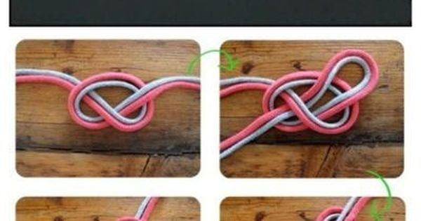Love knot I wanna learn how to do this... with a really