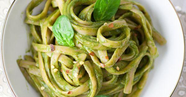 19 Creamy And Delicious Vegan Pasta Recipes Linguine, Vegan