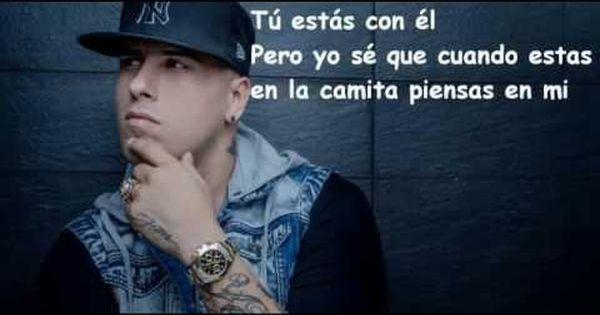 Nicky Jam Piensas En Mi Video Lyric Letra Pensando En Ti Letras Youtube