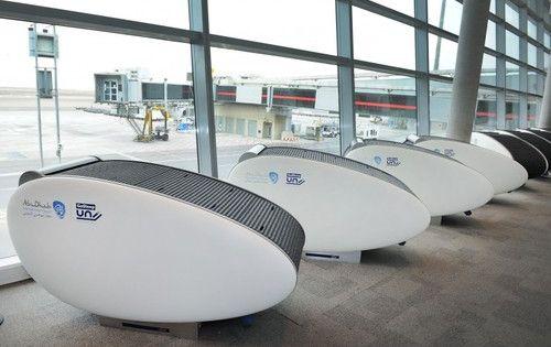 Future gosleep sleeping pods futurist city abu dhabi for Hispano international decor abu dhabi
