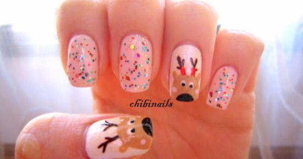 Reindeer nails
