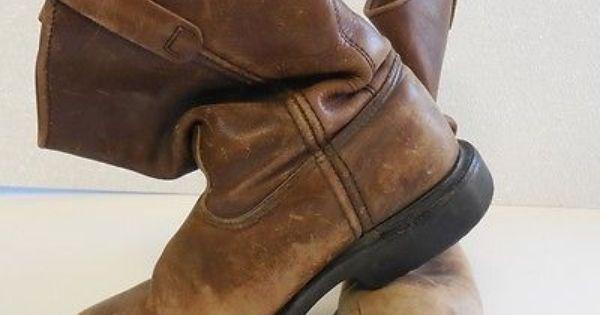 2270-Red Wing Slip-on Steel Toe waterproof work boot | Red Wing ...