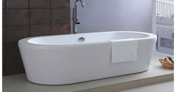 Standard bathtub size freestanding bath http for 4 6 tub