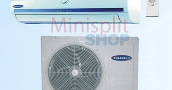 Mini Split 18 000 Btu A C Heat Pump Electric Heat