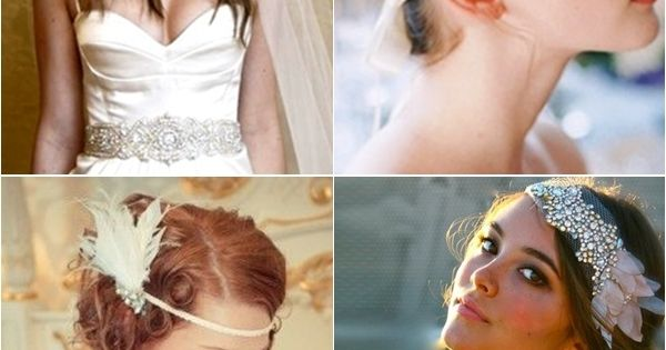 Wedding Philippines - 1920s Gatsby Glam Inspired Hairstyles Tons of ideas for