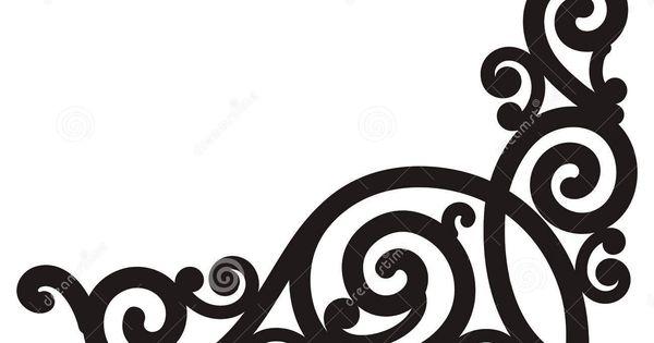Decorative Flourishes Clipart - Free Clip Art Images ...