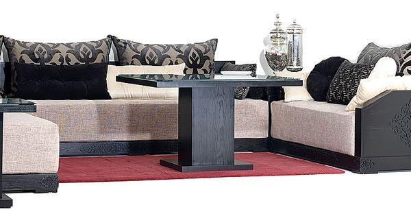 traditionnels atlas aida atlas salon marocain richbond le specialiste des salons marocains. Black Bedroom Furniture Sets. Home Design Ideas