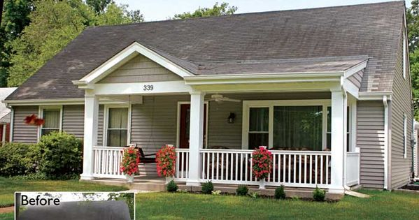 Addition Front Porch Addition Home Remodelers St Louis