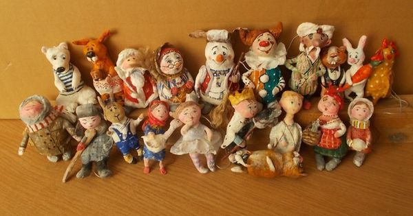 Старинные новогодние игрушки своими руками фото - Prestige59.ru
