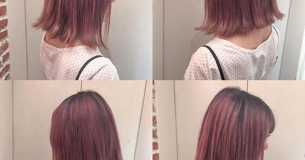 Shunsuke Nagahataさんはinstagramを利用しています 根元グラデーション ピンクアッシュ バンド好きなお客様 Sweet Love Shower前カラー Dpfにも行った彼女は 初日が好きなアーティストが集中しているらしい ラブシャ ヘアスタイリング ピンクアッシュ ヘア
