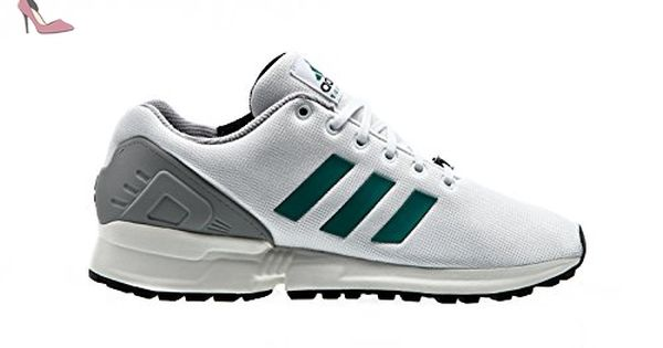 Chaussures adidas – Zx Flux blancvertblanc taille: 41 13