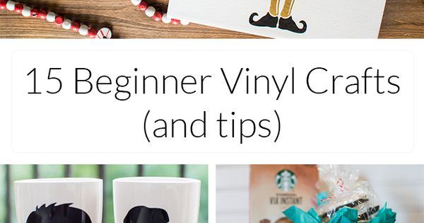 vinyl cutting machine for beginners