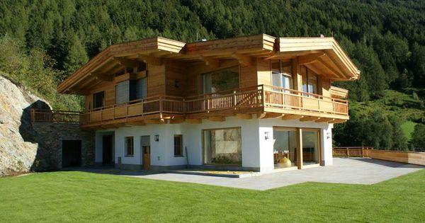 Zimmerei Tirol Balkonbau Tiroler Holzhaus Silz Häuser