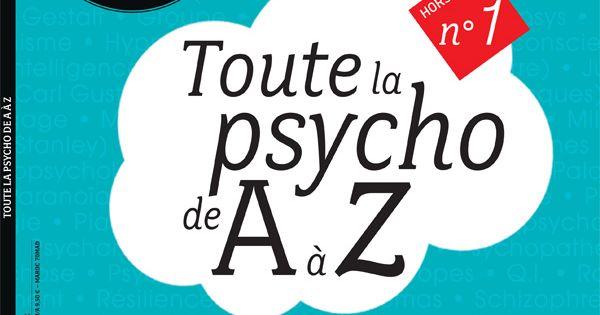 Premier hors s rie du magazine de psychologie le cercle for Effet miroir psychologie definition