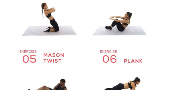 (Abs)olutely Awesome custom workout for Sworkit for iOS and Android. If you