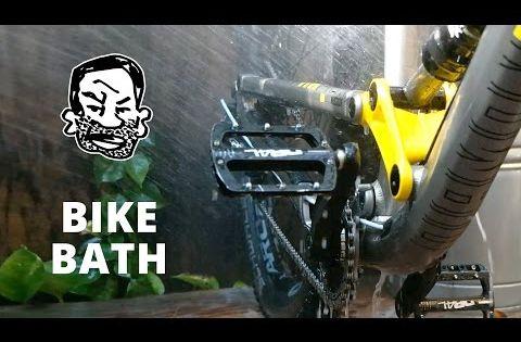 Seth S Bike Hacks How I Wash My Mountain Bikes Singletracks