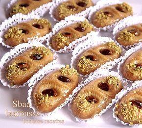 Bonoise Recettes Gateaux Algeriens Pour Ramadan Recette De Gateau Algerien Gateau Algerien Facile Gateau Sec Algerien