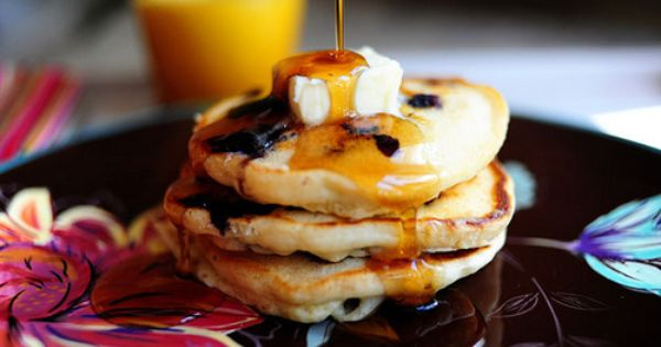 Lemon Blueberry Pancakes   Recipe   Lemon Blueberry Pancakes ...