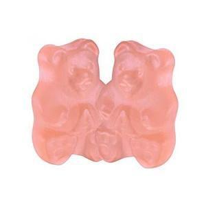 Gummi Bears Pink Grapefruit Gummy Bears Pink Grapefruit Pink