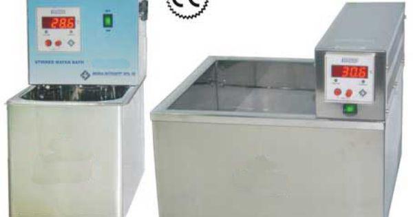 Stirred Water Baths Constant Temperature Water Baths