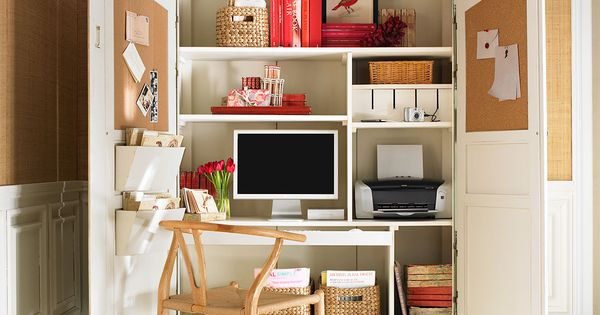 home office/bedroom ideas | Small spaces home office ideas – Home Accent