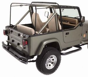 1987 1995 Jeep Wrangler Yj Soft Top Complete Replacement Hardware And Frame Kit Jeep Wrangler Yj Jeep Soft Tops