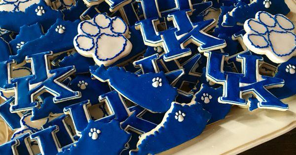 University Of Kentucky Uk Cookies Shop The Uk And