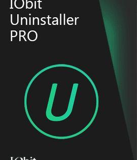 Iobit Uninstaller Pro Key 2019 8 5 0 6 Multilingual Portable