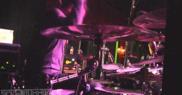 Animals As Leaders Weightless Matt Garstka Drum Solo