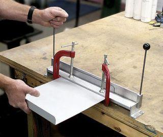 18 Mini Sheet Metal Bender Fabrication Bending Forming Brake Metal Bender Sheet Metal Bender Sheet Metal