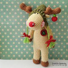 Cómo hacer adorables amigurumis para navidad - Amigurumi navideño ... | 236x236
